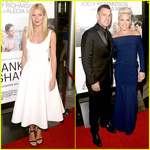 Gwyneth Paltrow & Pink: 'Thanks For Sharing' Premiere!