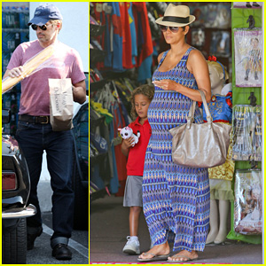 Halle Berry: Aahs! Shopping Trip with Nahla