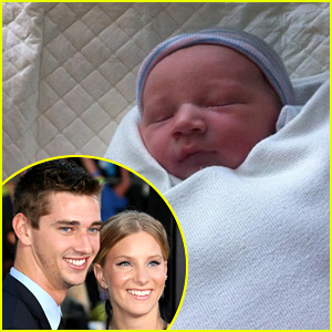 Glee's Heather Morris: Baby Elijah's First Photo!