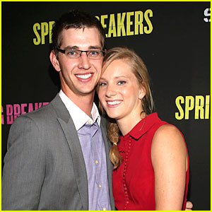 Glee's Heather Morris Gives Birth to Baby Boy Elijah!