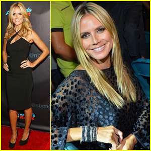 Heidi Klum: 'America's Got Talent' Finale Performance Show!