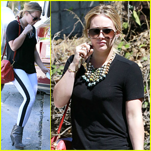 Hilary Duff Cooks with Sister Haylie for 'Real Girl's Kitchen'!
