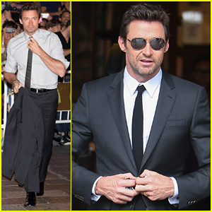 Hugh Jackman: My Wife & My Kids Are What Matter to Me