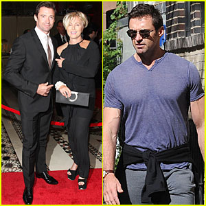 Hugh Jackman: New Yorkers For Children Fall Gala!