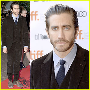 Jake Gyllenhaal: 'Enemy' Premiere at Toronto Film Festival!