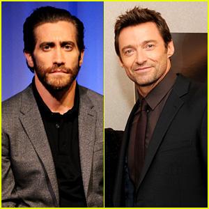 Jake Gyllenhaal & Hugh Jackman: 'Prisoners' AMPAS Screening!