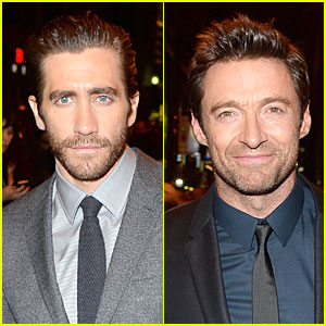 Jake Gyllenhaal & Hugh Jackman: 'Prisoners' TIFF Premiere!