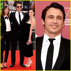 James Franco: 'Palo Alto' Venice Premiere & Photo Call!