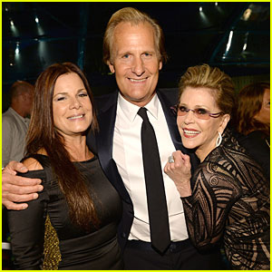Jane Fonda & Marcia Gay Harden - HBO's Emmys After Party 2013
