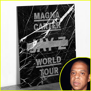 Jay Z Announces Magna Carta World Tour North American Dates!