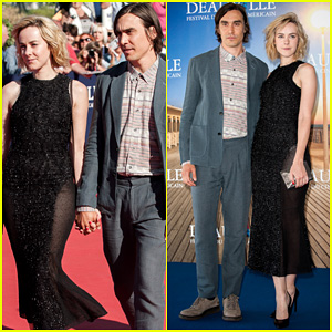 Jena Malone: 'The Wait' Deauville Film Festival Premiere!