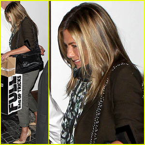 Jennifer Aniston: Not Pregnant!