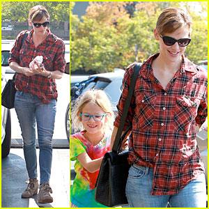Jennifer Garner: Ben Affleck Will Direct Pilot 'The Middle Man'!