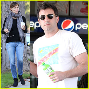 Jennifer Garner: I'm Excited About Ben Affleck's Batman!