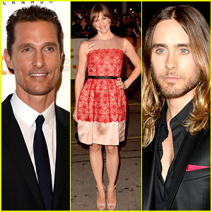 Jennifer Garner & Matthew McConaughey: 'Dallas Buyers Club' TIFF Premiere!