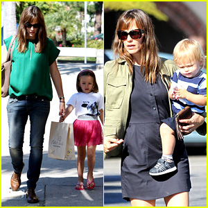 Jennifer Garner Starring in 'Men, Women & Children'?