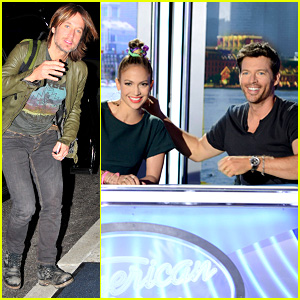 Jennifer Lopez: 'American Idol' Boston Day Two Judges Pic!