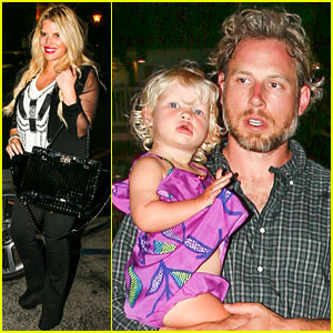 Jessica Simpson Enjoys Labor Day Weekend Outing with Family!