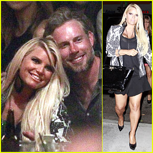 Jessica Simpson: Eric Johnson's Birthday Weekend!