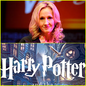 J.K. Rowling Writing Harry Potter Inspired Movie for Warner Bros.!