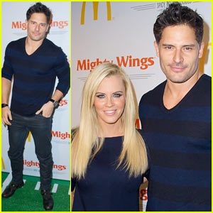 Joe Manganiello: McDonalds Mighty Wings Event!