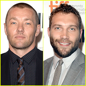 Joel Edgerton & Jai Courtney: 'Felony' TIFF Premiere & Portraits!