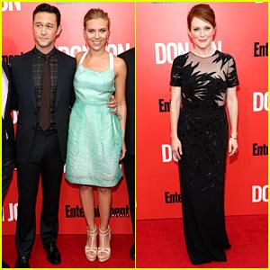Joseph Gordon-Levitt & Scarlett Johansson: 'Don Jon' NY Premiere!