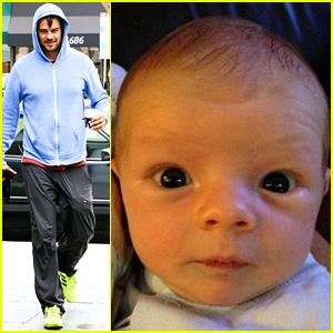 Josh Duhamel & Fergie Share New Photo of Baby Axl!
