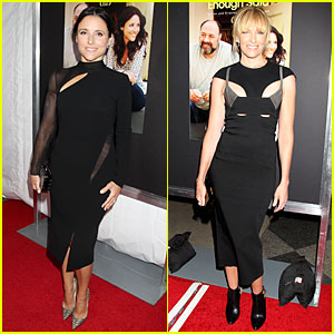 Julia Louis-Dreyfus & Toni Collette: 'Enough Said' NYC Premiere!