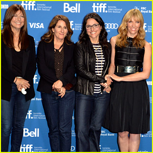 Julia Louis-Dreyfus: 'Enough Said' TIFF Press Conference!