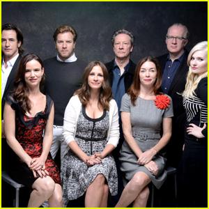 Julia Roberts & Ewan McGregor: 'August' TIFF Portraits!