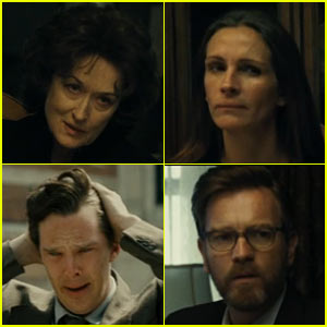 Julia Roberts & Meryl Streep: New 'August: Osage County' Trailer!