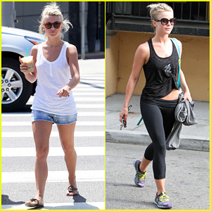 Julianne Hough: Optimism is the Faith that Leads to Achievement