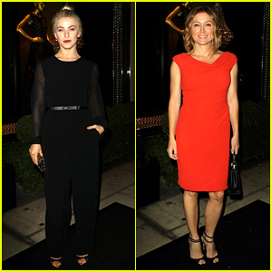Julianne Hough & Sasha Alexander: Escada & 'W' Celebration!