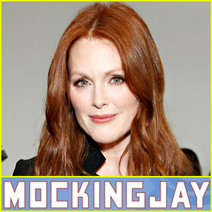 Julianne Moore: Alma Coin in 'Hunger Games: Mockingjay'!