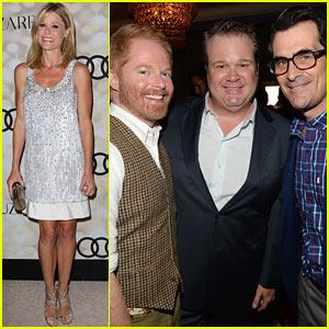 Julie Bowen & Jesse Tyler Ferguson: Emmys Week Kick-Off Party