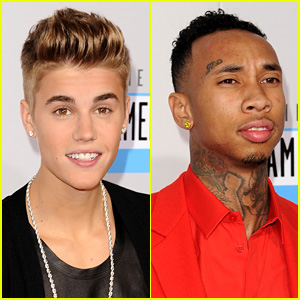 Justin Bieber: 'Wait for a Minute' feat. Tyga - LISTEN NOW!