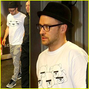 Justin Timberlake: Five MTV EMA 2013 Nominations!