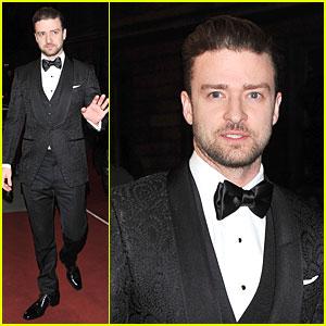 Justin Timberlake - GQ Men of the Year Awards 2013