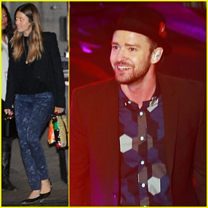 Justin Timberlake Performs 'TKO' on 'Jimmy Kimmel Live!'