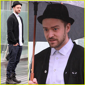 Justin Timberlake: 'Runner Runner' Moscow Photo Call!