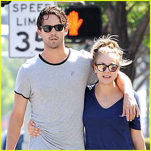 Kaley Cuoco & Ryan Sweeting: Marmalade Cafe Breakfast!