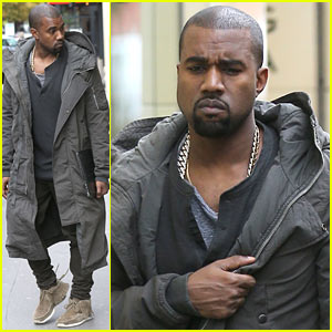Kanye West: 'Bound 2' on 'Later...with Jools Holland' - Watch Now!