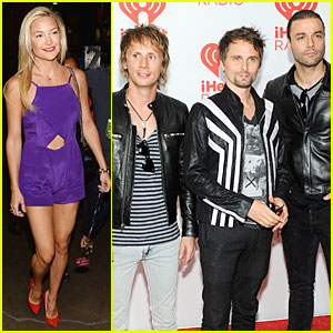 Kate hudson supports matthew bellamy at iheartradio music festival kate hudson supports matthew bellamy at iheartradio music festival voltagebd Image collections