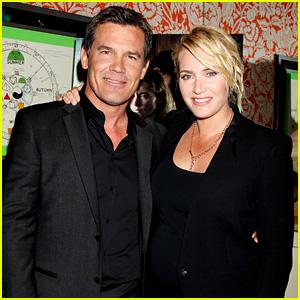 Kate Winslet & Josh Brolin: 'Labor Day' New York Screening!