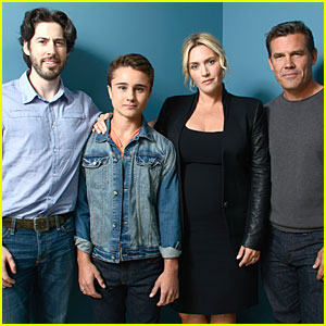 Kate Winslet & Josh Brolin: 'Labor Day' TIFF Portraits!