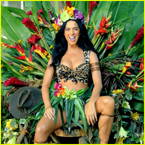 Katy Perry: 'Roar' Video Premiere - WATCH NOW!
