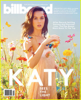 Katy Perry Sees the Light on 'Billboard' Magazine Cover!