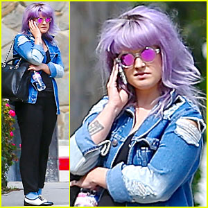 Kelly Osbourne Spotted After Making Miley Cyrus VMA Comments