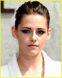 Kristen Stewart Met With Middle Eastern Prince for Charity